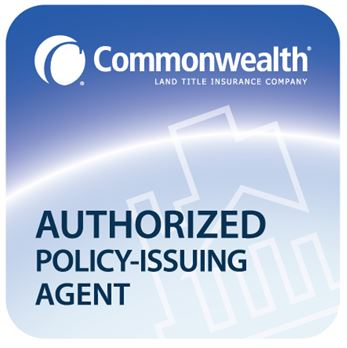 Authorized Policy Issuing Agent, Fidelity National Title